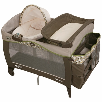 Graco Pack 'n Play Playard with Newborn Napper Elite - Calypso