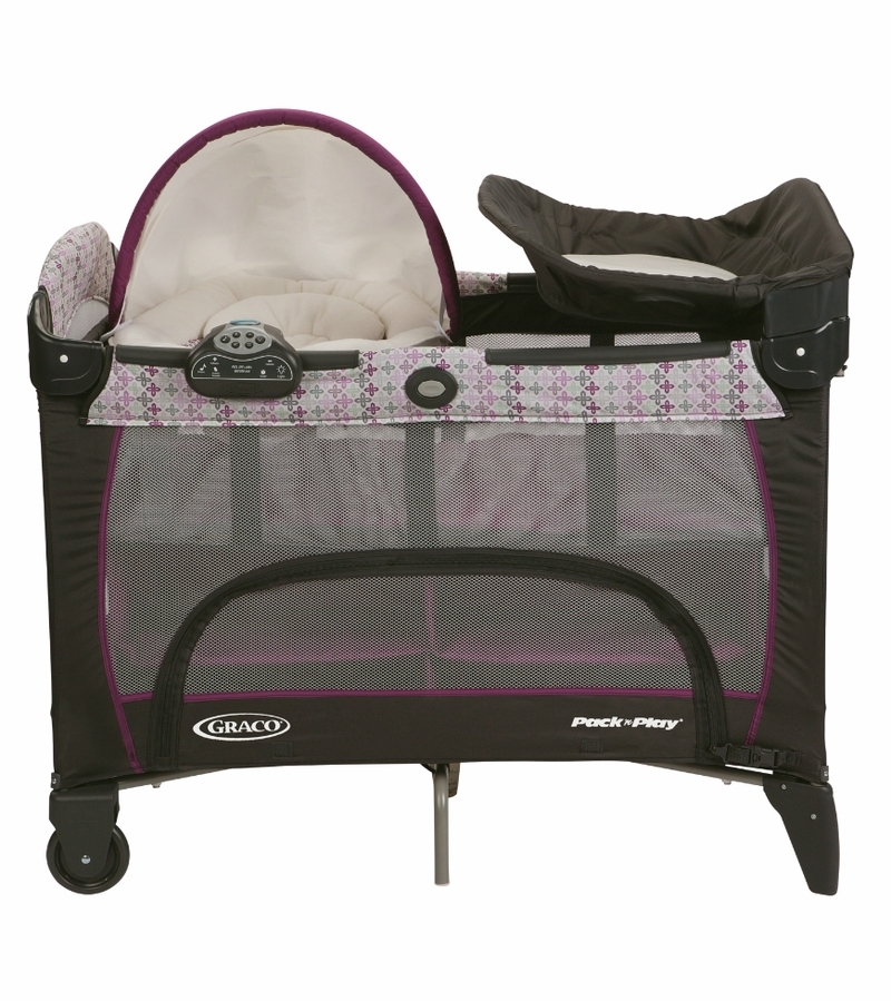 Download free Graco Care Station Pack N Play Manual ...