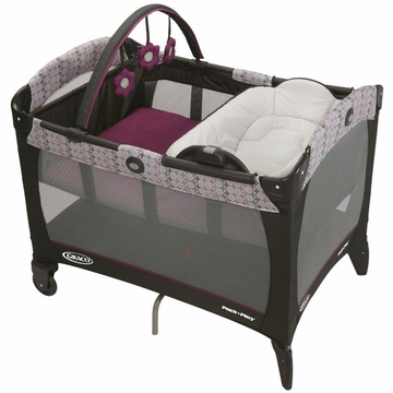 Graco Pack 'N Play Playard with Reversible Napper and Changer - Nyssa