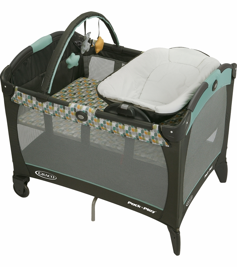 Graco Pack N Play Portable Playard Carnival Portable Charger Cost Portable Radio With Excellent Fm Reception Portable Washer Ratings: Graco Pack 'n Play Playard With Reversible Napper