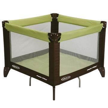 Graco Pack 'N Play TotBloc Playard - Go Green