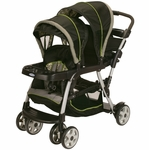 Graco Ready2Grow Classic Connect LX Duo Stroller - Surrey