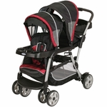 Graco Ready2Grow Click Connect Duo Stroller - Lyric