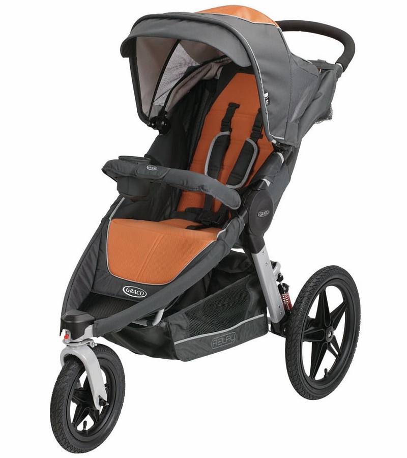 how to fold graco click connect stroller