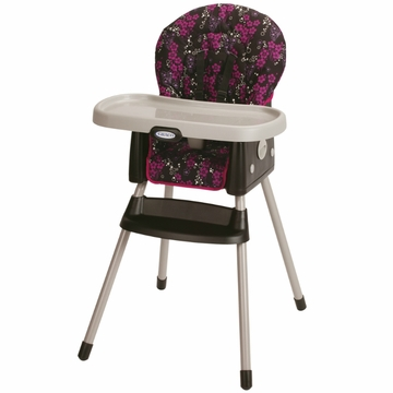 Graco SimpleSwitch High Chair & Booster - Ariel