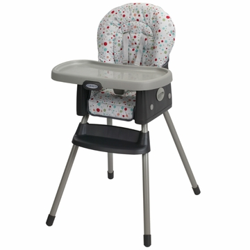 Graco SimpleSwitch High Chair & Booster - Tinker