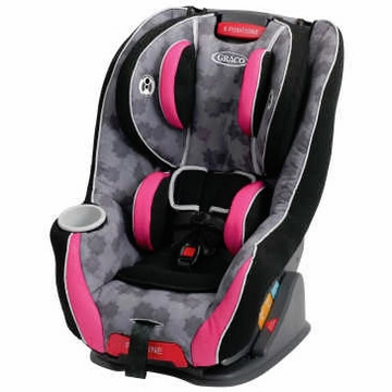 Graco Size4Me 65 Convertible Car Seat - Fiona