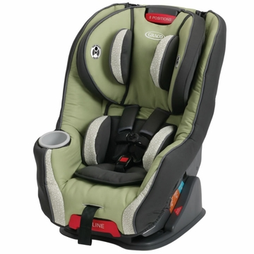 Graco Size4Me 65 Convertible Car Seat - Go Green