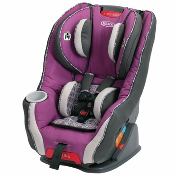 Graco Size4Me 65 Convertible Car Seat - Nyssa