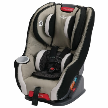 Graco Size4Me 65 Convertible Car Seat - Pierce