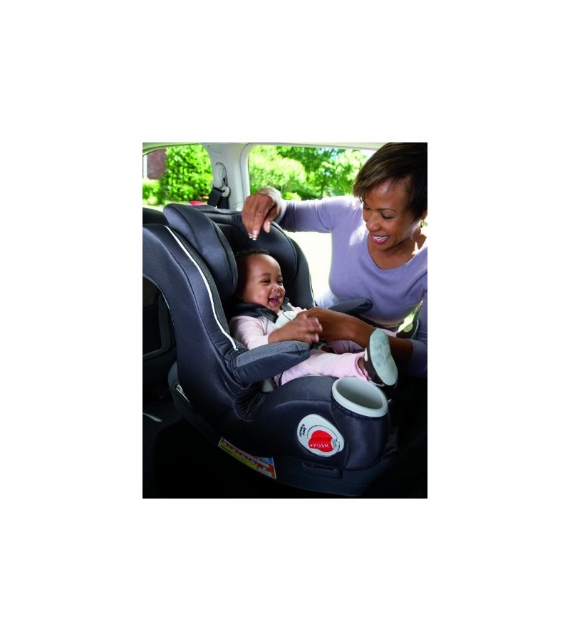 Graco Smart Seat All-in-One Car Seat - Rosin