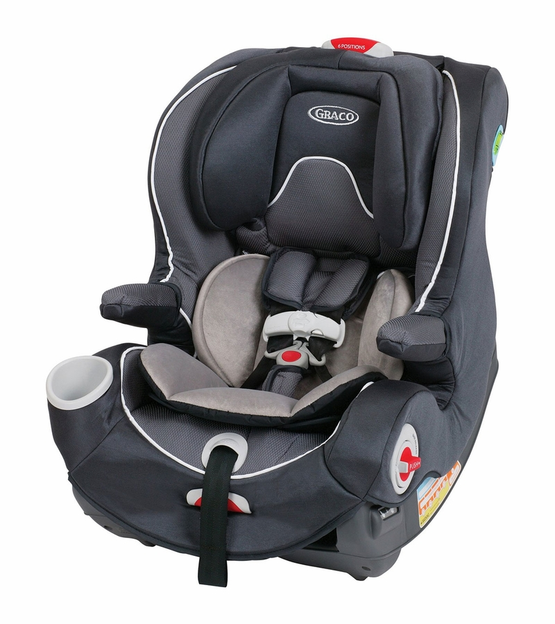 Graco Smart Seat All In One Car Seat Rosin