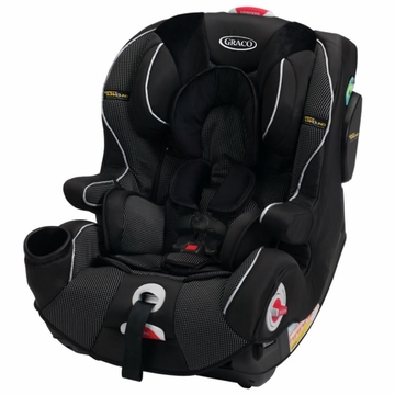 Graco Smart Seat All-in-One Car Seat with Safety Surround - Stargazer