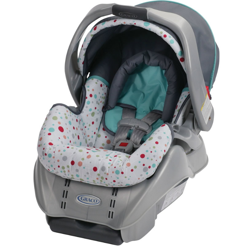 Graco Snugride 22 Classic Connect Infant Car Seat Tinker