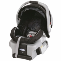 Graco SnugRide Classic Connect 30 Infant Car Seat - Metropolis 2014
