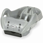 Graco SnugRide Classic Connect 22 Infant Car Seat Base - Silver