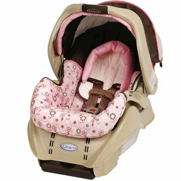 Graco SnugRide Classic Connect 22 Infant Car Seat - Madison