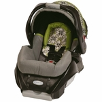 Graco SnugRide Classic Connect 22 Infant Car Seat - Surrey
