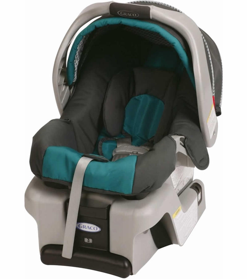 Graco SnugRide Classic Connect 30 Infant Car Seat - Dragonfly
