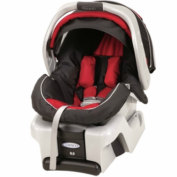 Graco SnugRide Classic Connect 30 Infant Car Seat in Lotus