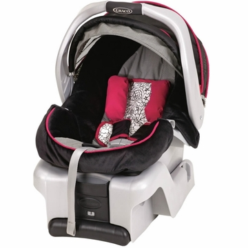 Graco SnugRide Classic Connect 30 Infant Car Seat - Mirabella