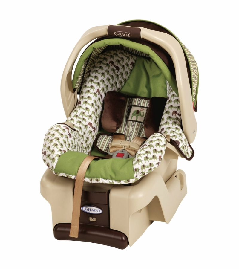 Graco Snugride Classic Connect 30 Infant Car Seat Pippin