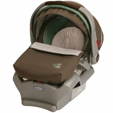 Graco SnugRide Classic Connect 35 Infant Car Seat - Astoria