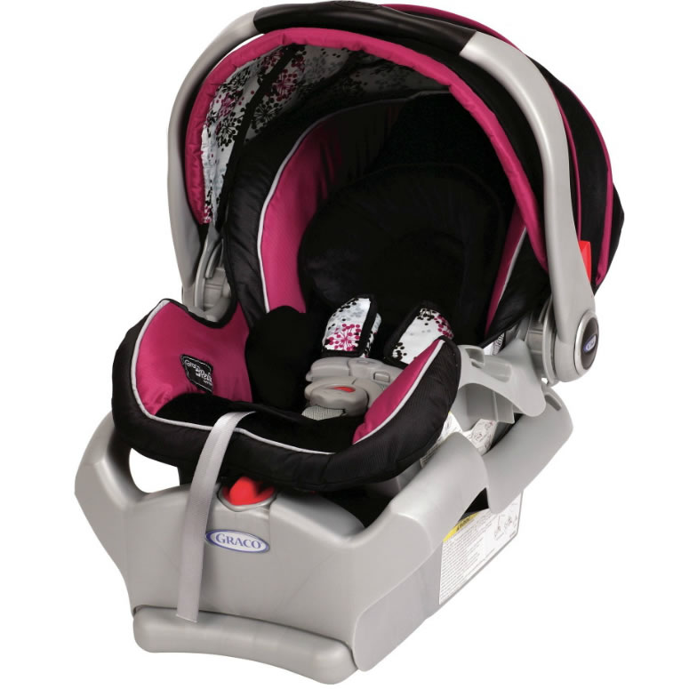 Graco Snugride Classic Connect  Infant Car Seat Stroller