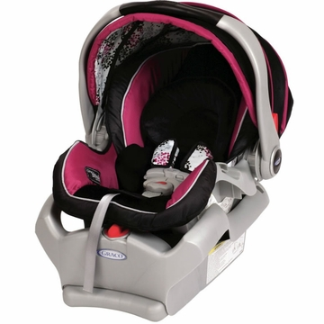 Graco SnugRide Classic Connect 35 Infant Car Seat - Sable