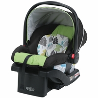 Graco SnugRide Click Connect 30 Infant Car Seat - Bear Trail