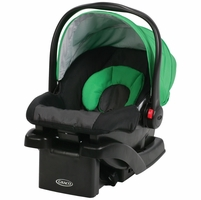 Graco SnugRide Click Connect 30 Infant Car Seat - Fern