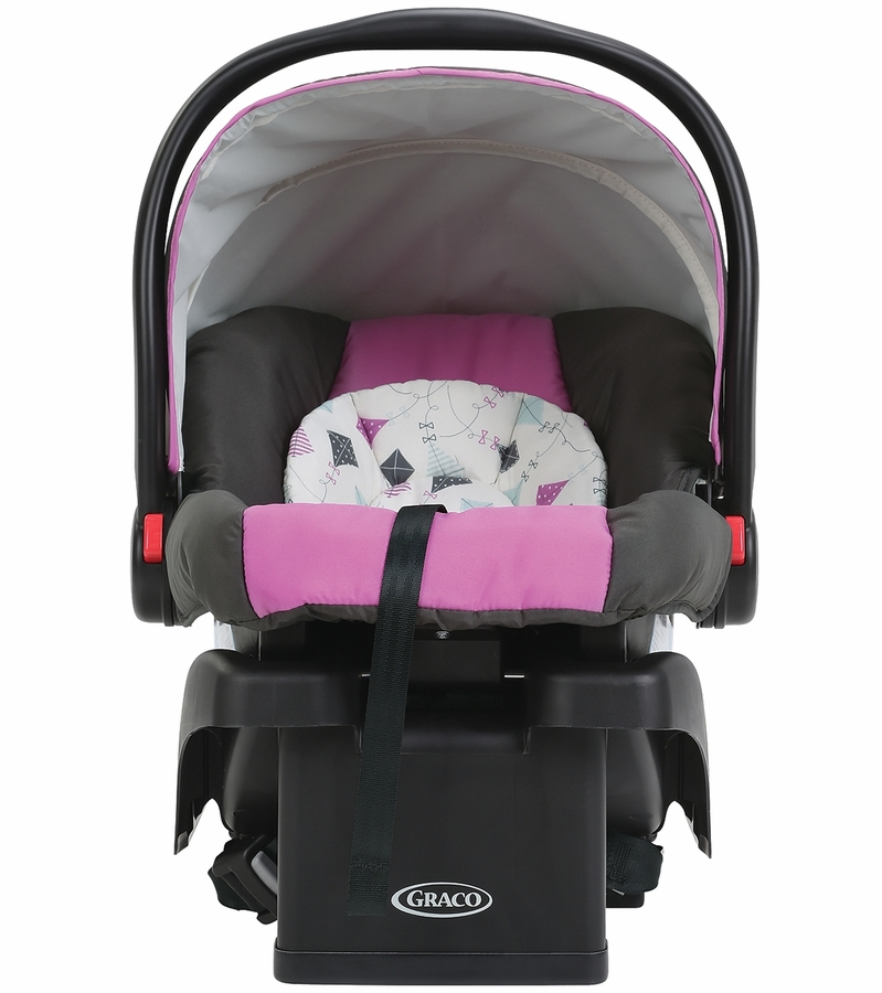 Infant Car Seat Graco Snugride  Review