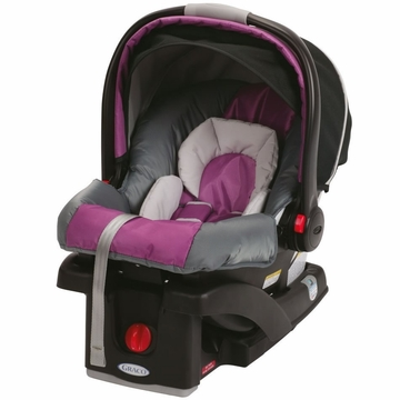 Graco SnugRide Click Connect 30 Infant Car Seat - Nyssa