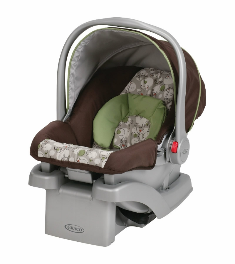 Graco Snugride Connect Infant Car Seat Zuba