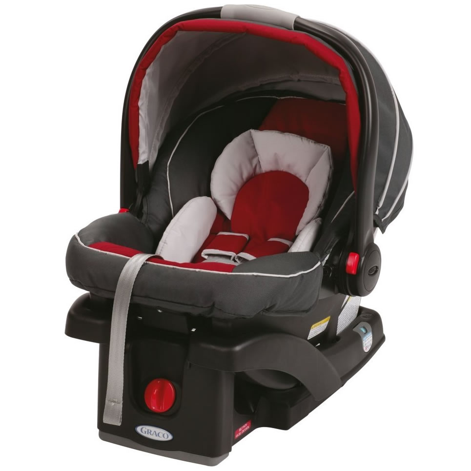 Graco Snugride Infant Car Seat Frame Stroller For Twins