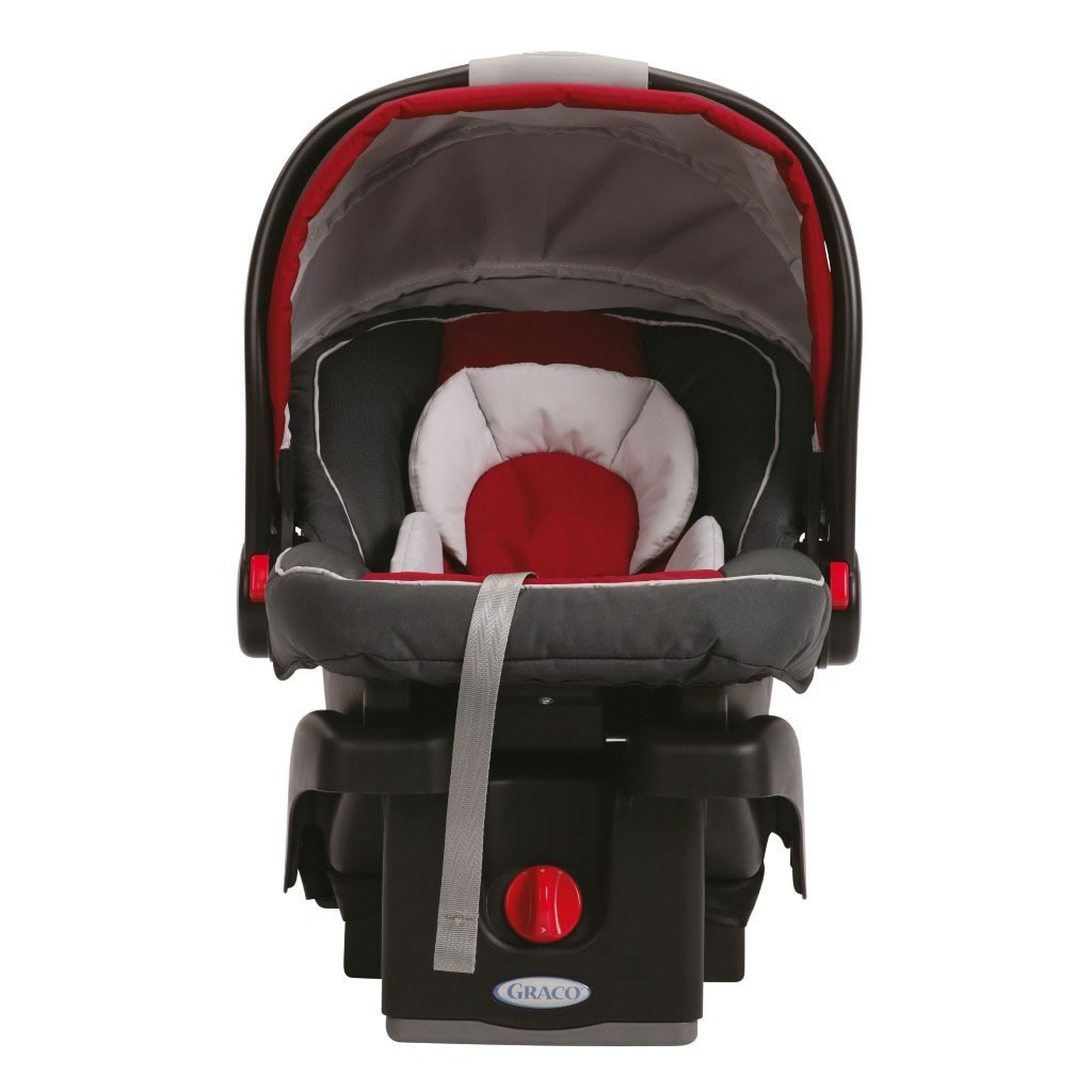 Graco Snugride Click Connect 35 Infant Car Seat Chili Red