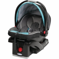 Graco SnugRide Click Connect 35 Infant Car Seat - Tidalwave