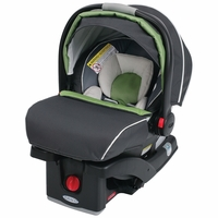 Graco SnugRide Click Connect 35 Infant Car Seat with Inright Latch - Piazza