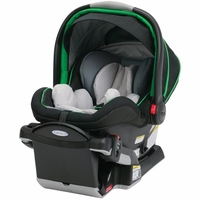 Graco SnugRide Click Connect 40 Infant Car Seat - Fern
