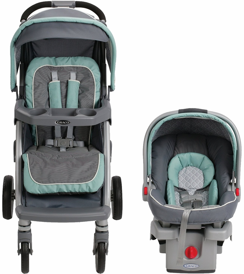 The Graco Modes Jogger Travel System gives you 5 ways to ride, plus everything you need to jog, with the top-rated SnugRide 35 infant car seat. 5 ways to ride includes infant car seat facing parent or the world, stroller seat facing parent or the world, or traditional travel system.