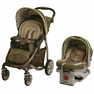 Graco Stylus Click Connect Travel System - Calypso