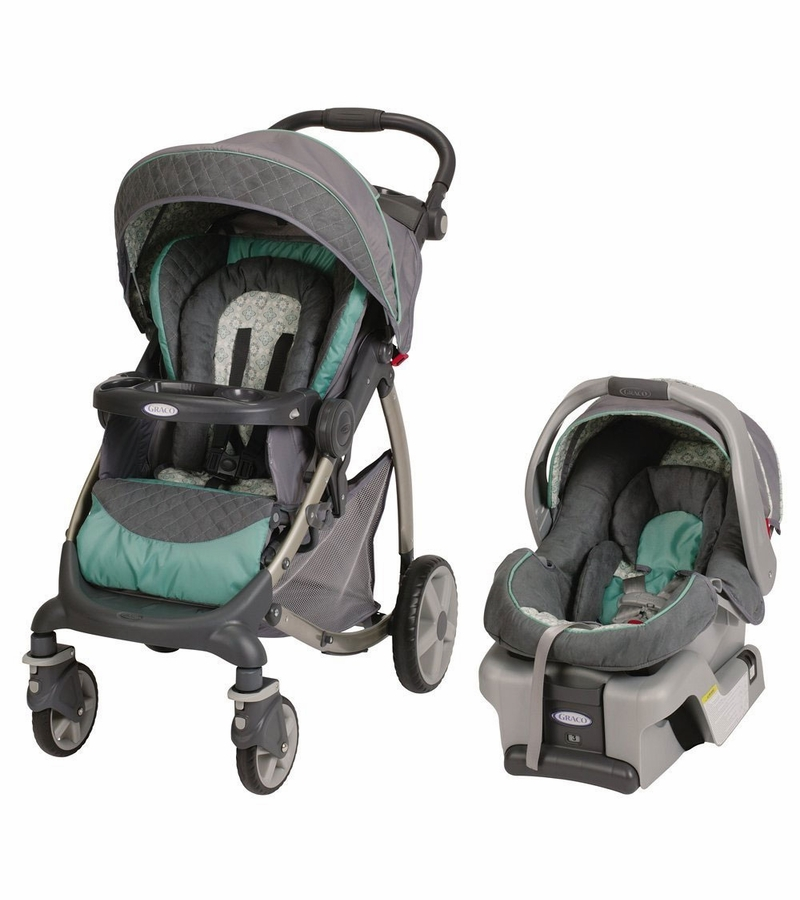 Graco Stylus Classic Connect Travel System Winslet