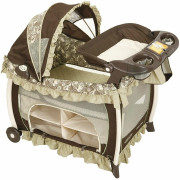 Graco Suite Solutions Pack 'n Play Playard - Birkshire