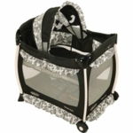 Graco Travel Lite Crib 9097HRL in Heirloom