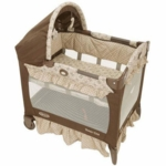 Graco Travel Lite Crib 9C01AMS in Ambrosia