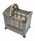 Graco Travel Lite Crib with Stages Bassinet - Peyton