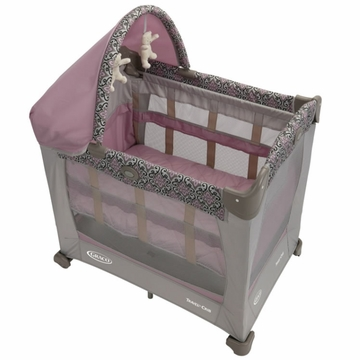 Graco Travel Lite Crib With Stages - Mena