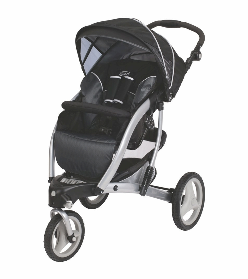 Graco Snugride Classic Connect Car Seat And Stroller