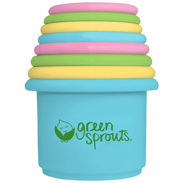 Green Sprouts Stacking Cups (6mo+)