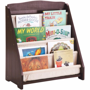 Guidecraft Expressions Book Display in Espresso